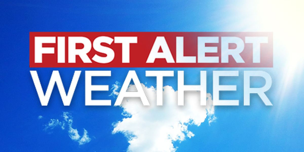 First Alert Forecast (5/8PM)