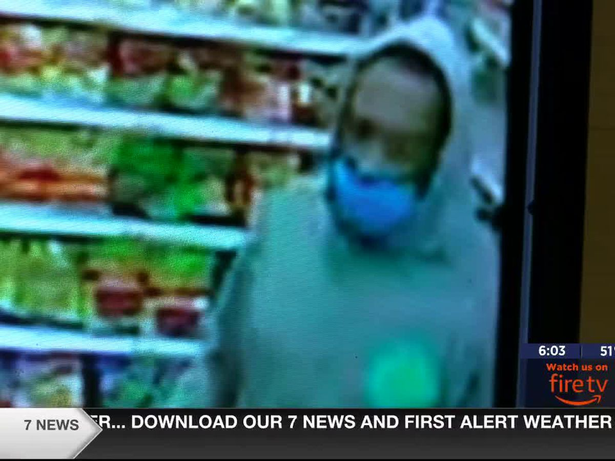 Lawton convenience store is robbed on Thanksgiving Day