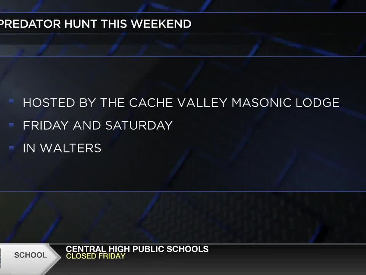 Cache Valley Masonic Lodge to host annual Predator Hunt