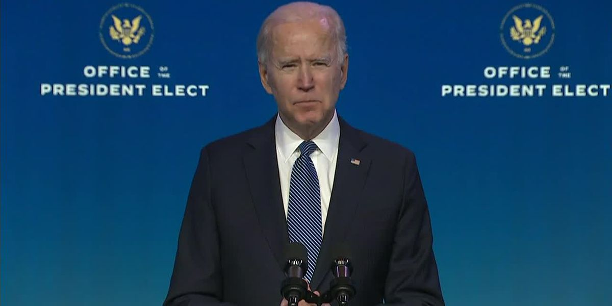 Law enforcement: We'll be ready for Joe Biden's inauguration