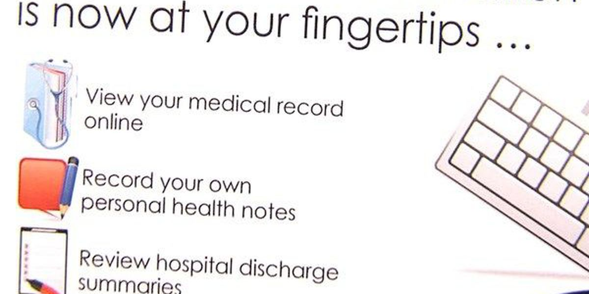 Medical records available online