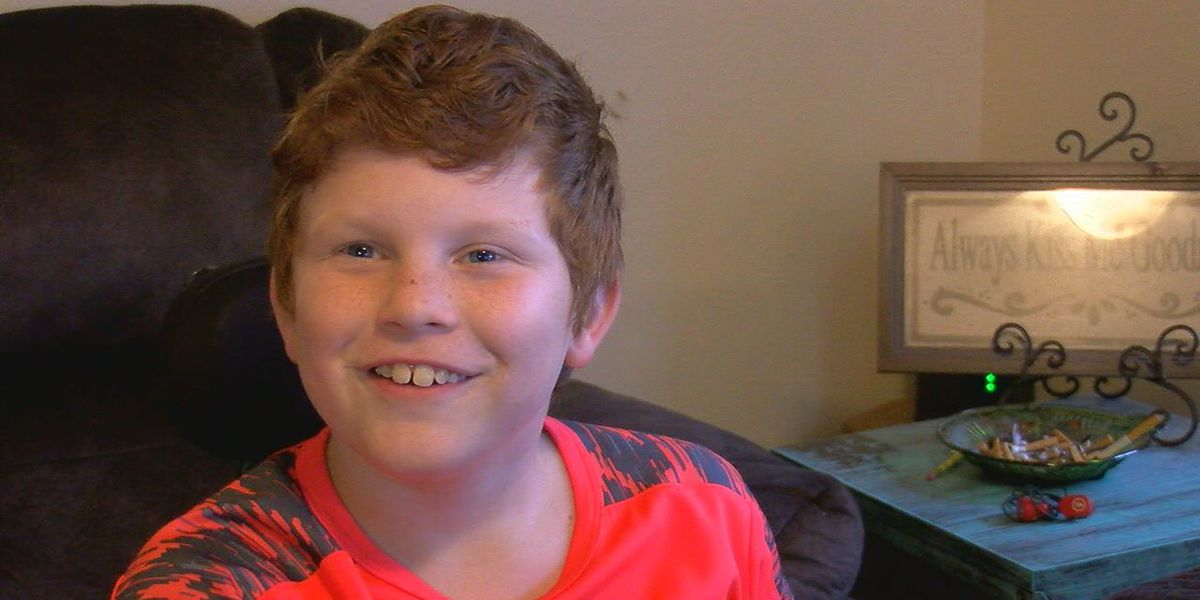 Shriners Hospital gives Walters boy hope to walk again