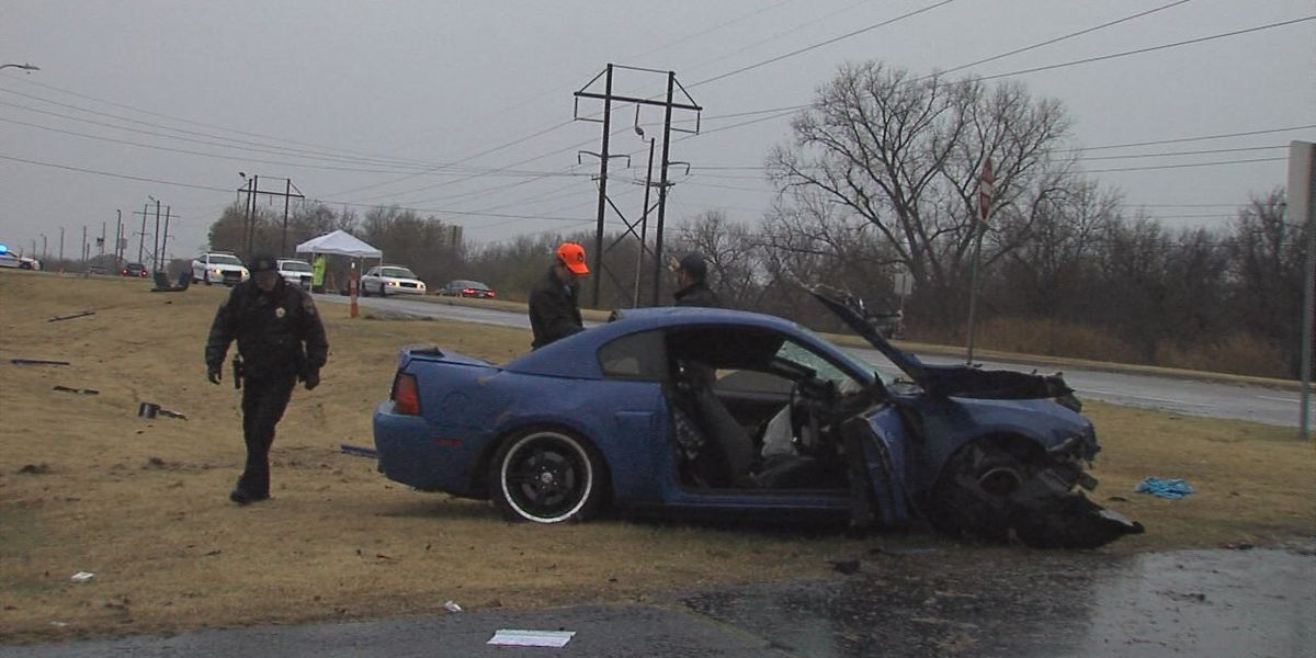 Two in the hospital after crash and driver arrested for DUI