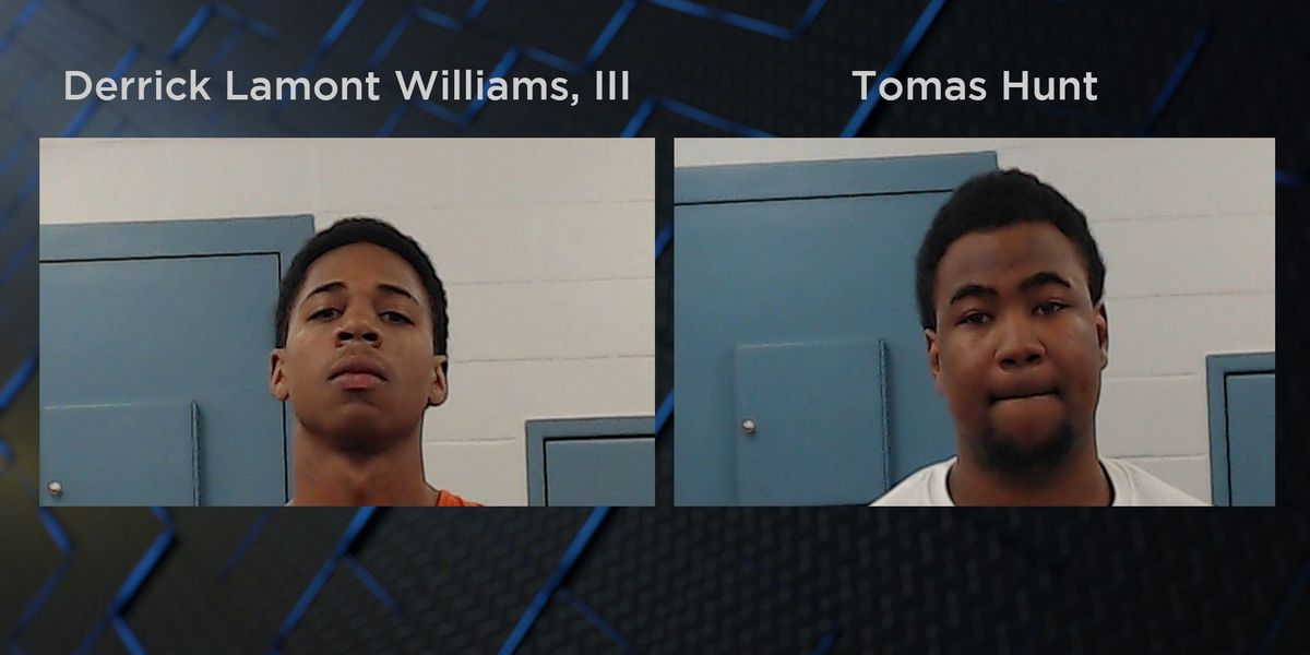 Two Altus men charged with February armed robbery