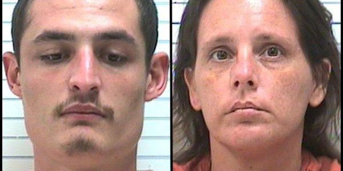 Expired tag leads to Lawton couple's arrest