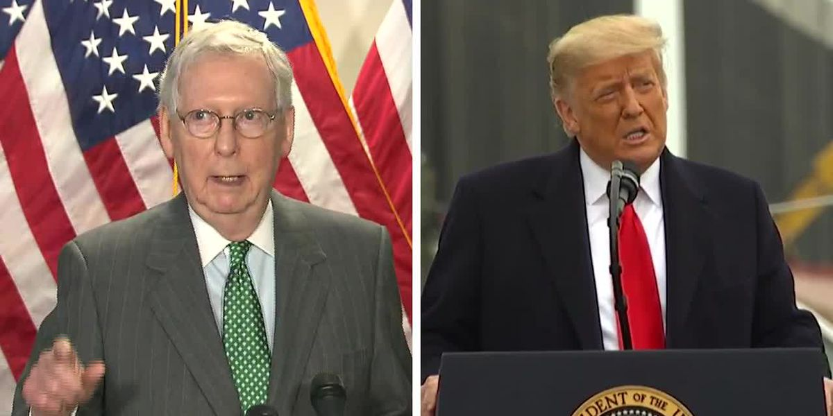 NYT: McConnell believes Trump committed impeachable acts