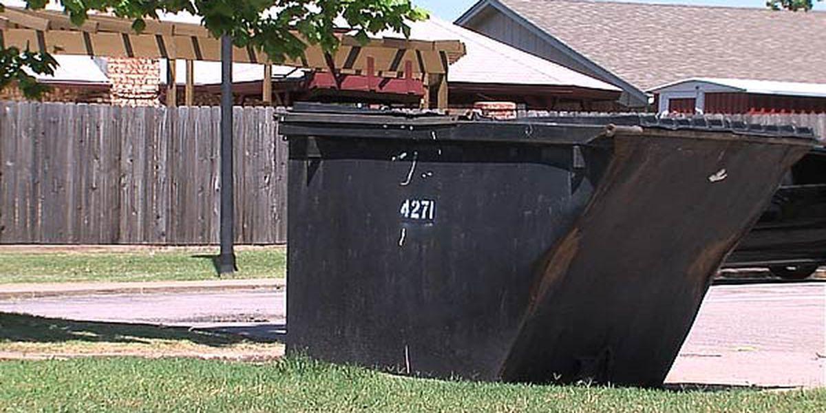 Investigation: Dead dog left in dumpster