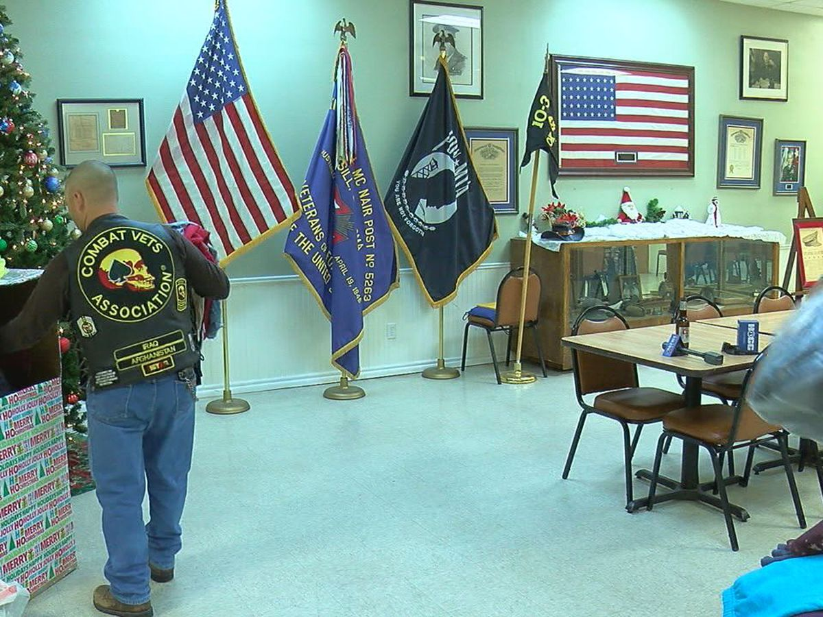 Lawton CVMA Chapter collecting donations for homeless veterans