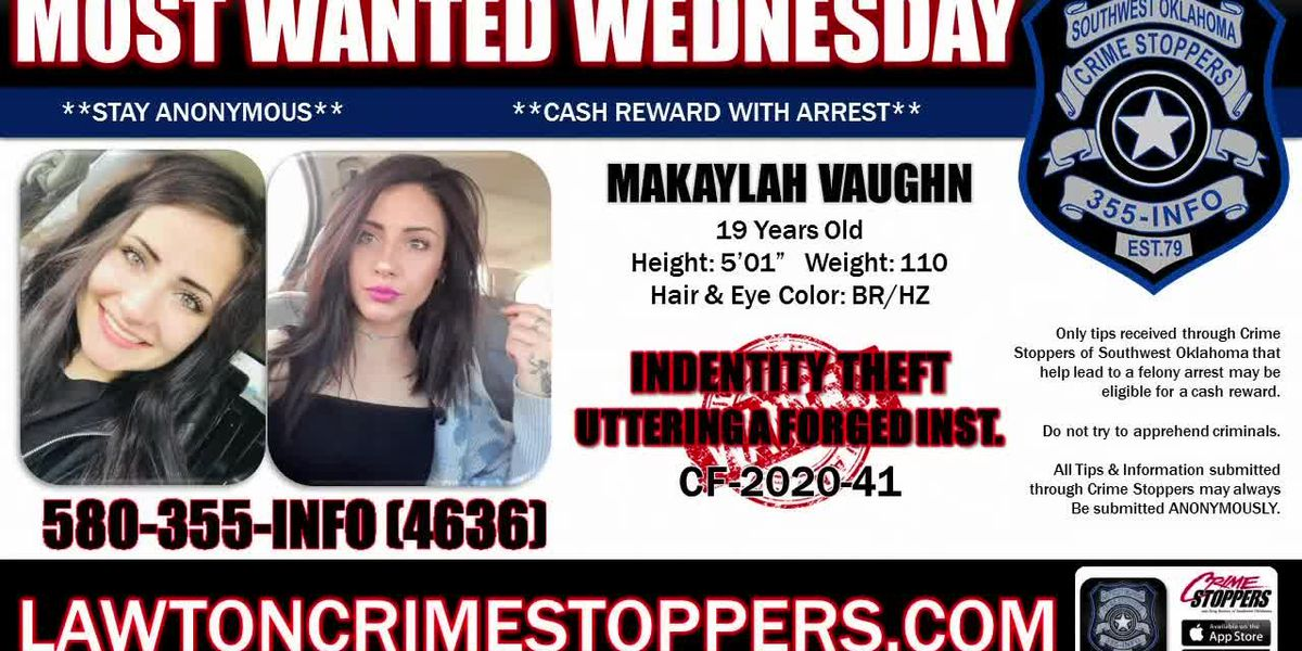 Most Wanted Wednesday: February 26