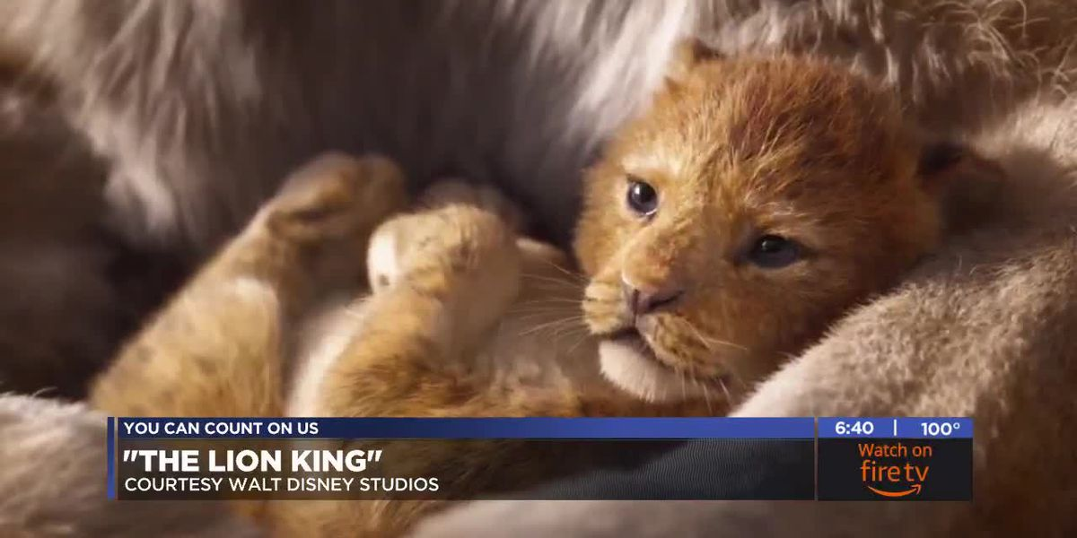 7News at the Movies: The Lion King and more