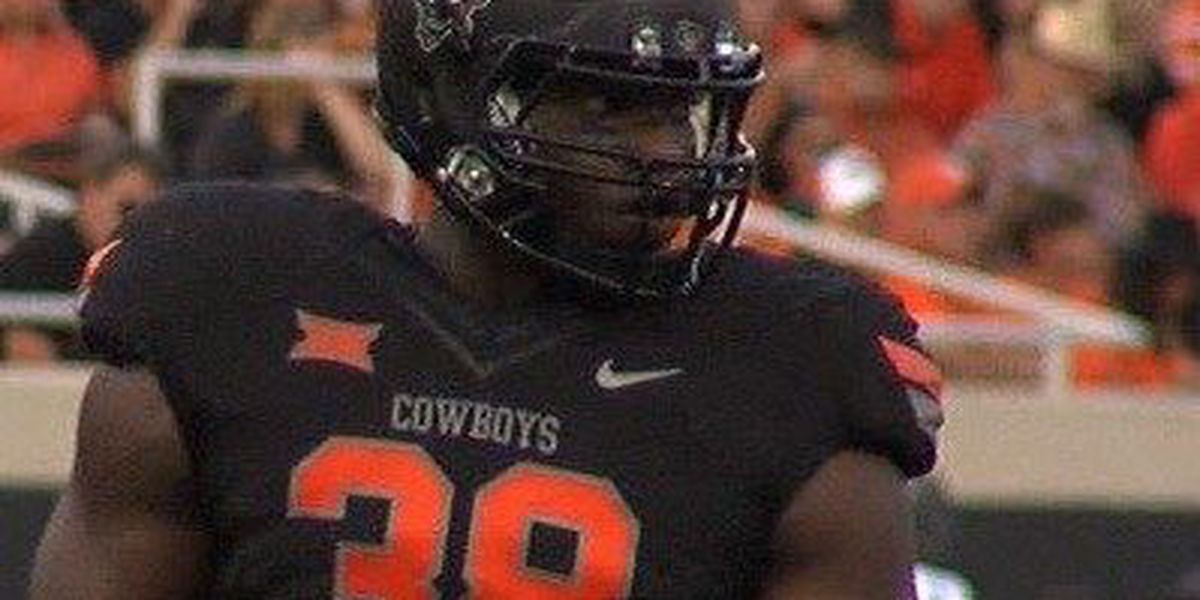 Oklahoma State DE Ogbah declares for draft