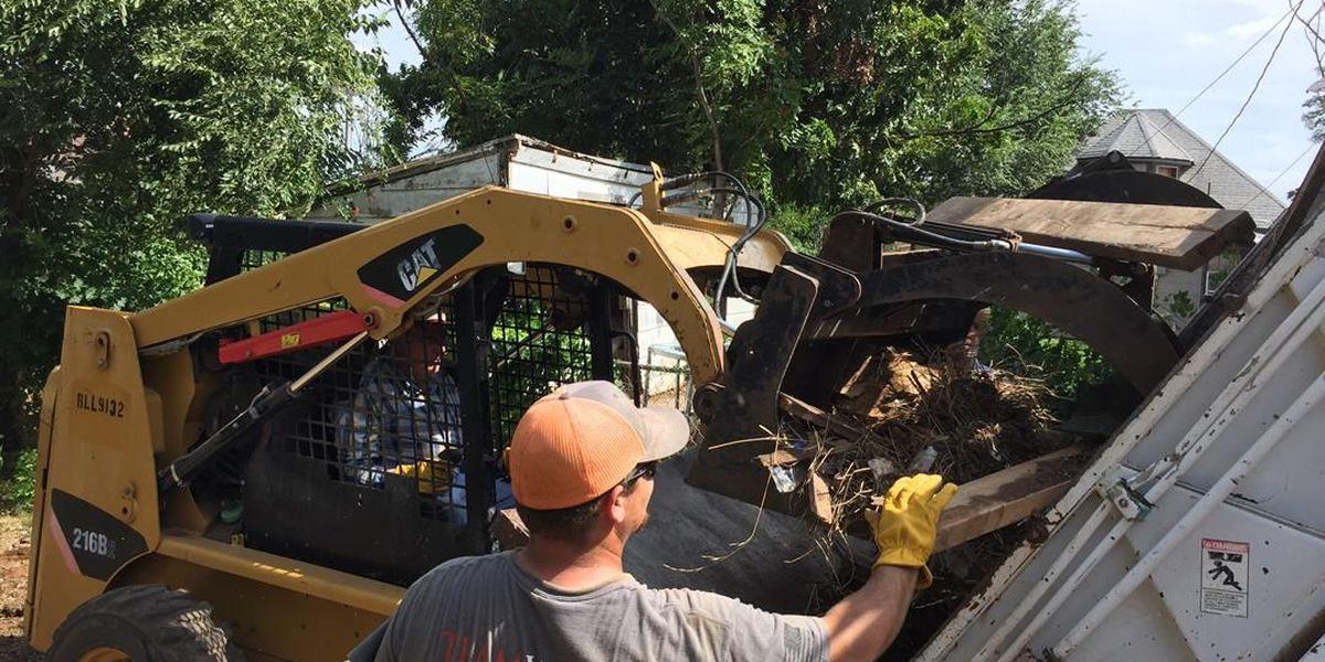 Altus bulk trash service resumes