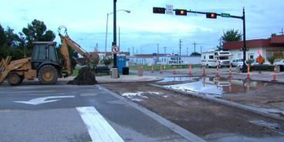 Permanent fix for 2nd and Gore in the works