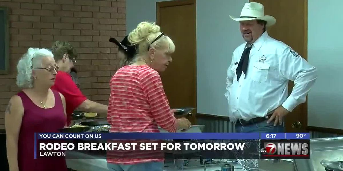Lawton Rangers will still host annual breakfast