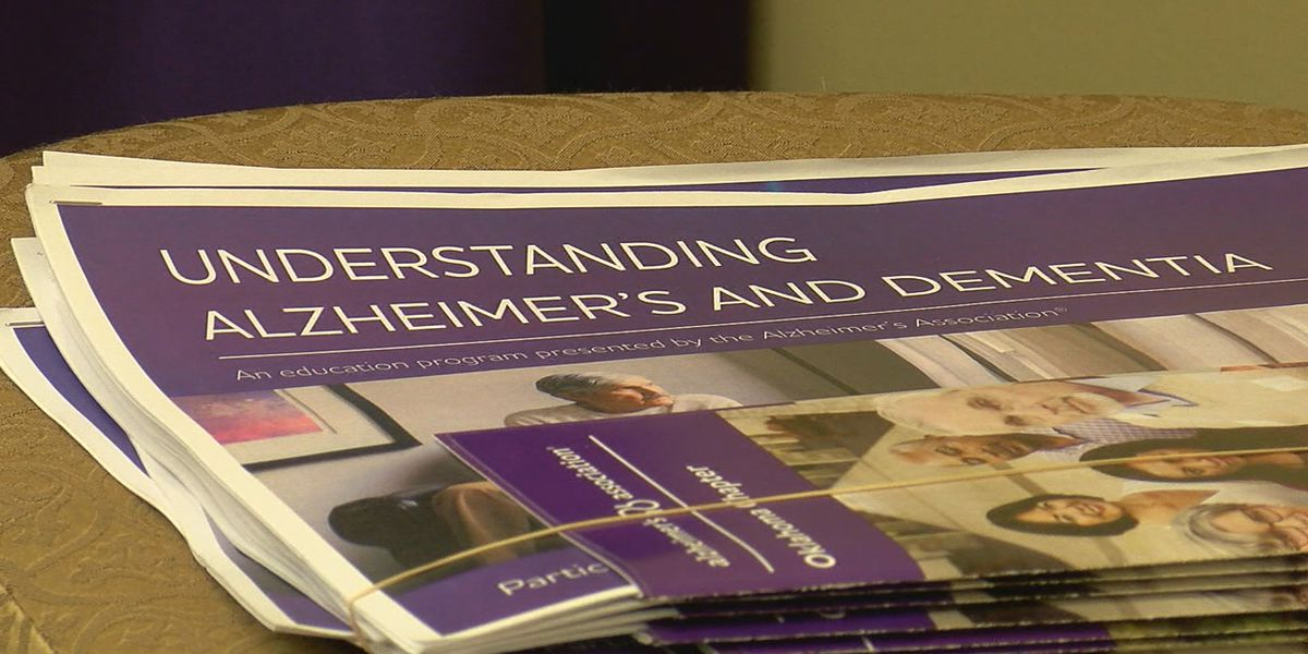 Alzheimer's Association hosted a community forum