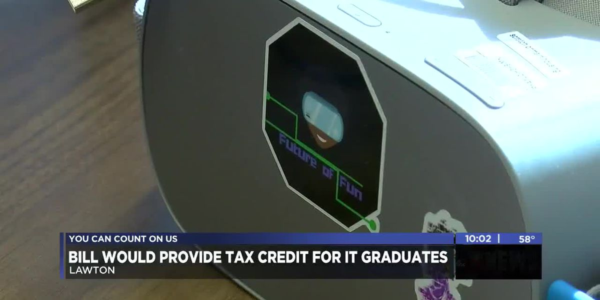 Two bills at the Capitol could provide tax credit to IT graduates