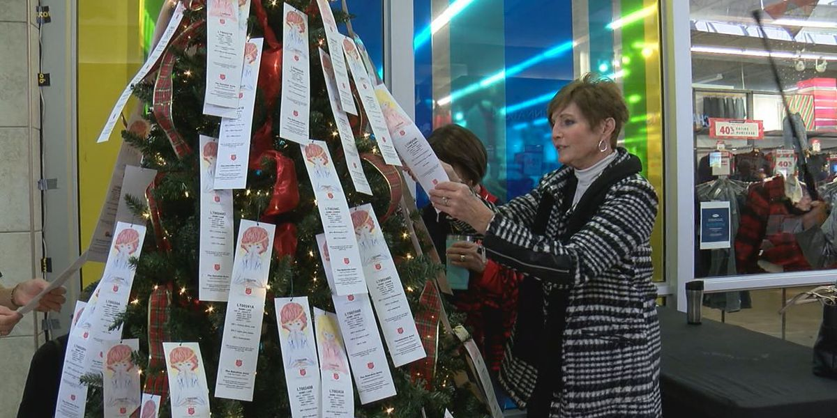 The Salvation Army kicks off 2018 Angel Tree Program