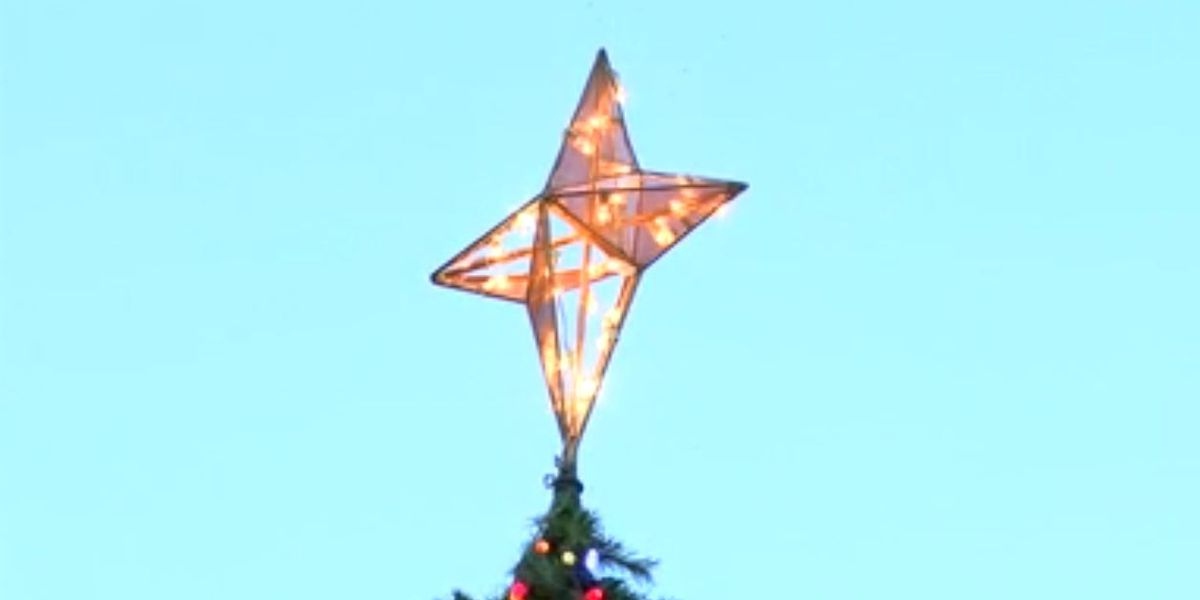 Altus Air Force Base holds annual tree lighting ceremony