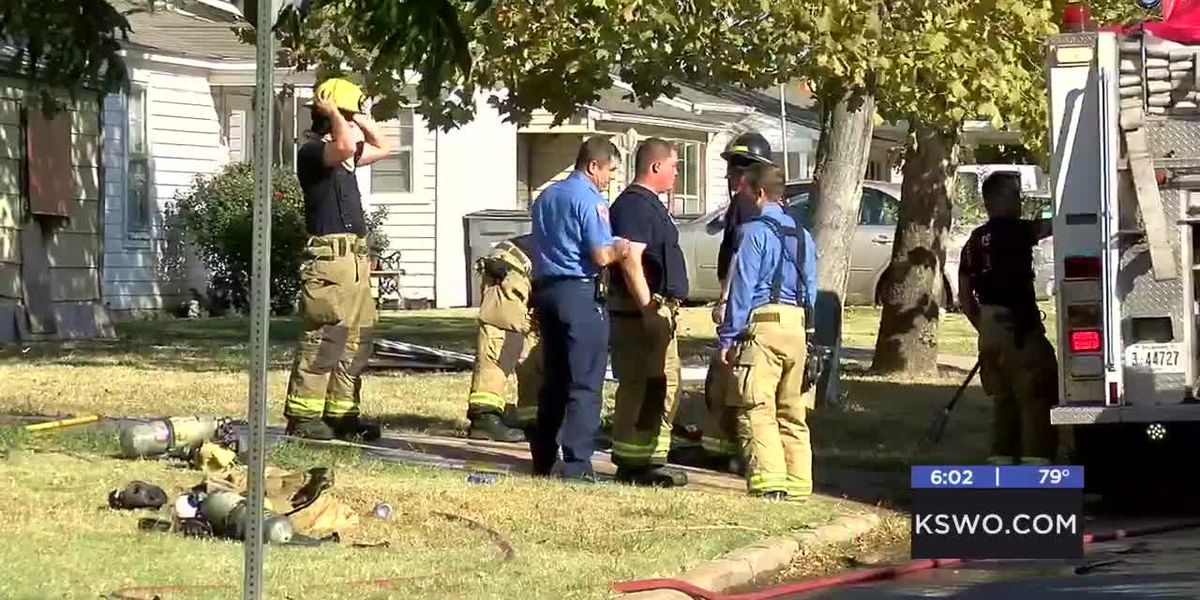 Lawton firefighters respond to vacant home twice in one week