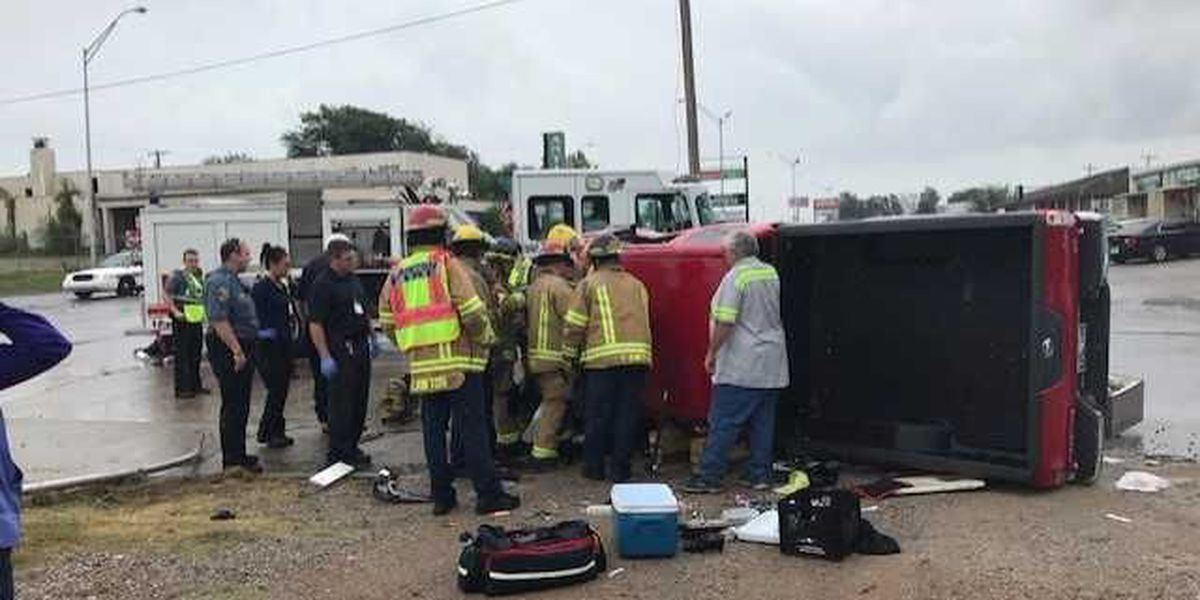 Cause of Lawton crash currently under investigation