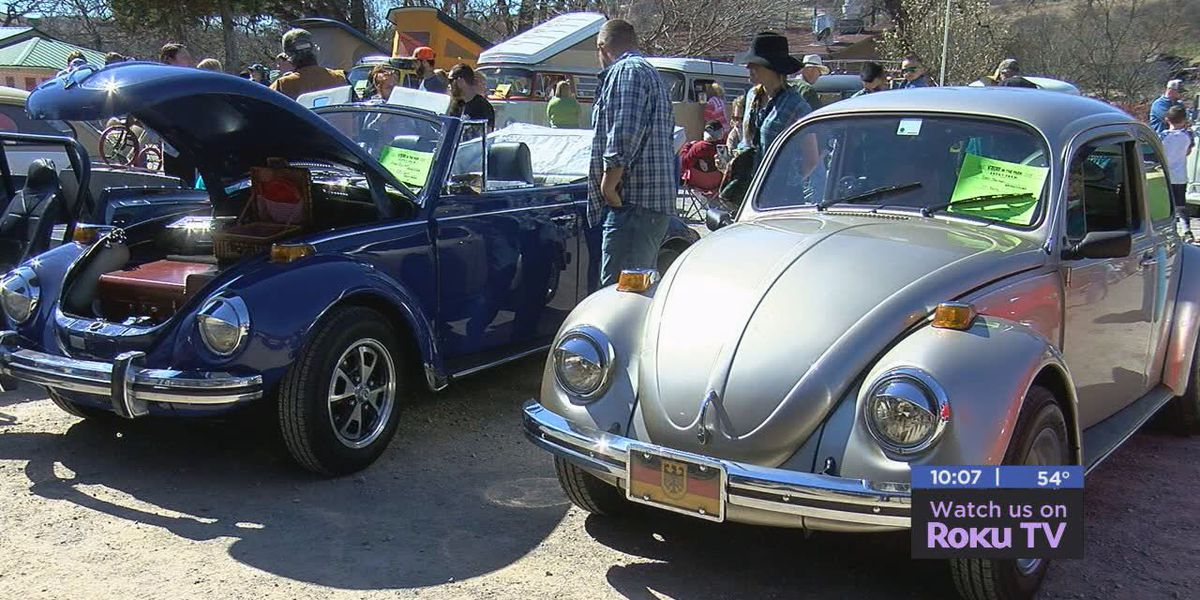 Volkswagen enthusiasts gather for 6th annual V-Dubs in the Park