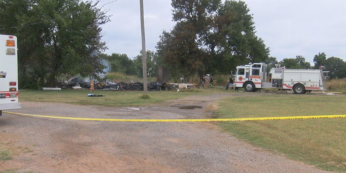 Body found after Comanche County home explodes, burns to the ground
