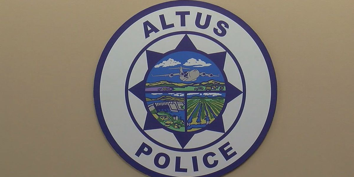 Altus Police Department investigating drive-by shooting