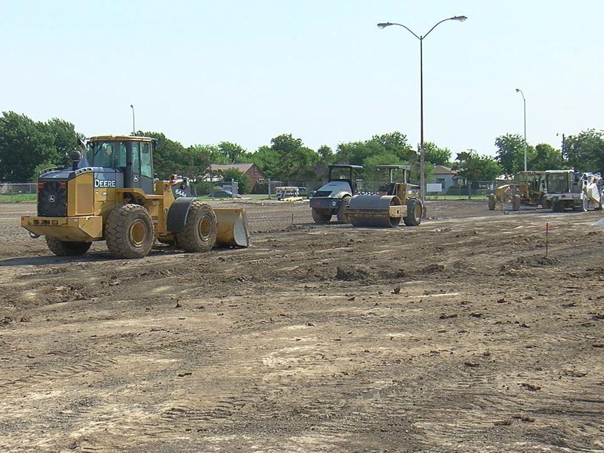 LPS Transportation Center gets new parking lot for first time