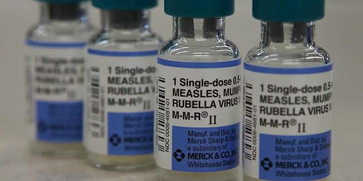 Oklahoma confirms first measles case, in Okmulgee County