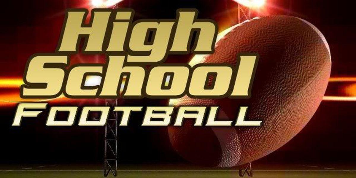 Week 10 High School Football Scores