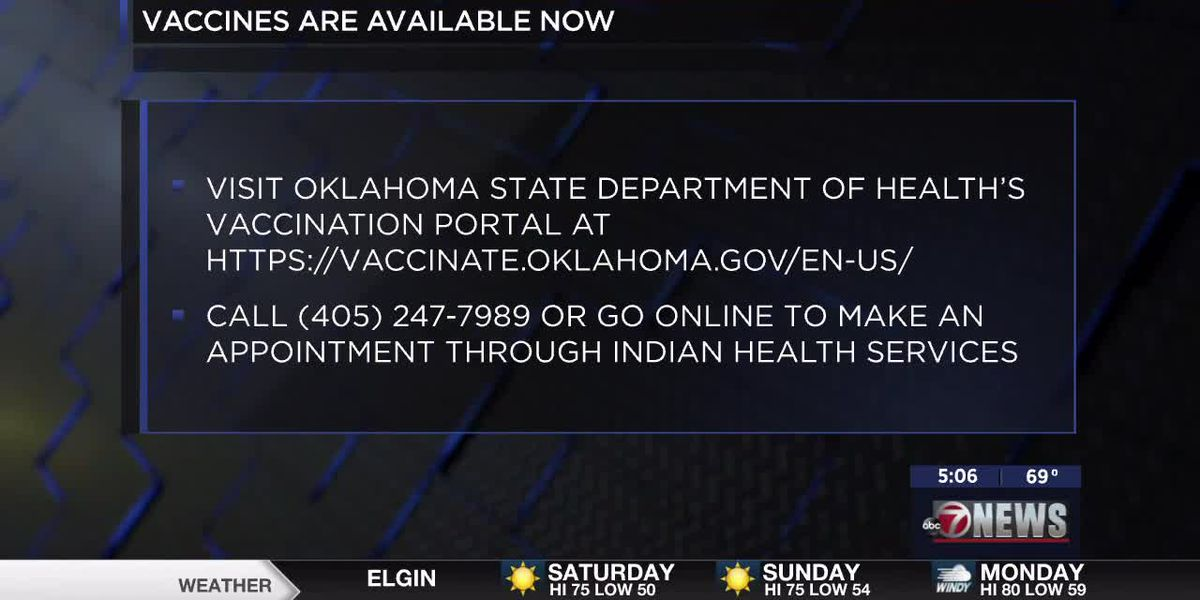 COVID-19 vaccine clinic to be held at HC King Center in Lawton