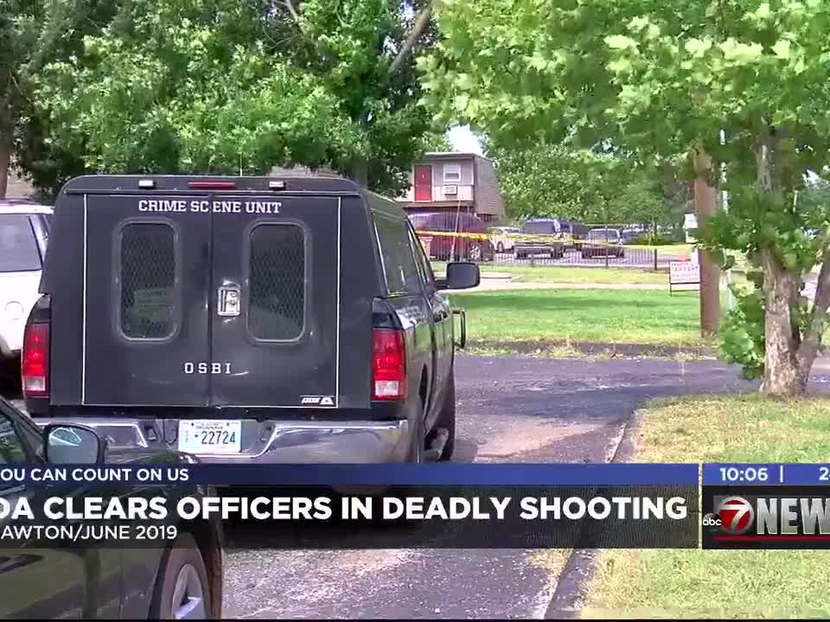 DA clears LPD officers in deadly shooting