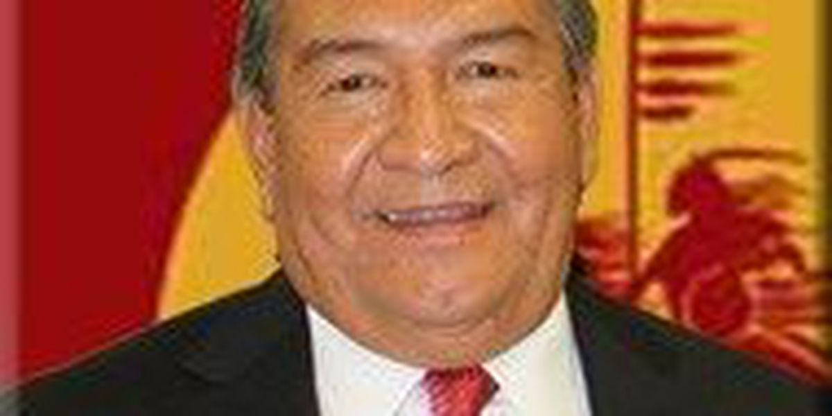 Comanche Tribal Chairman Coffey retires