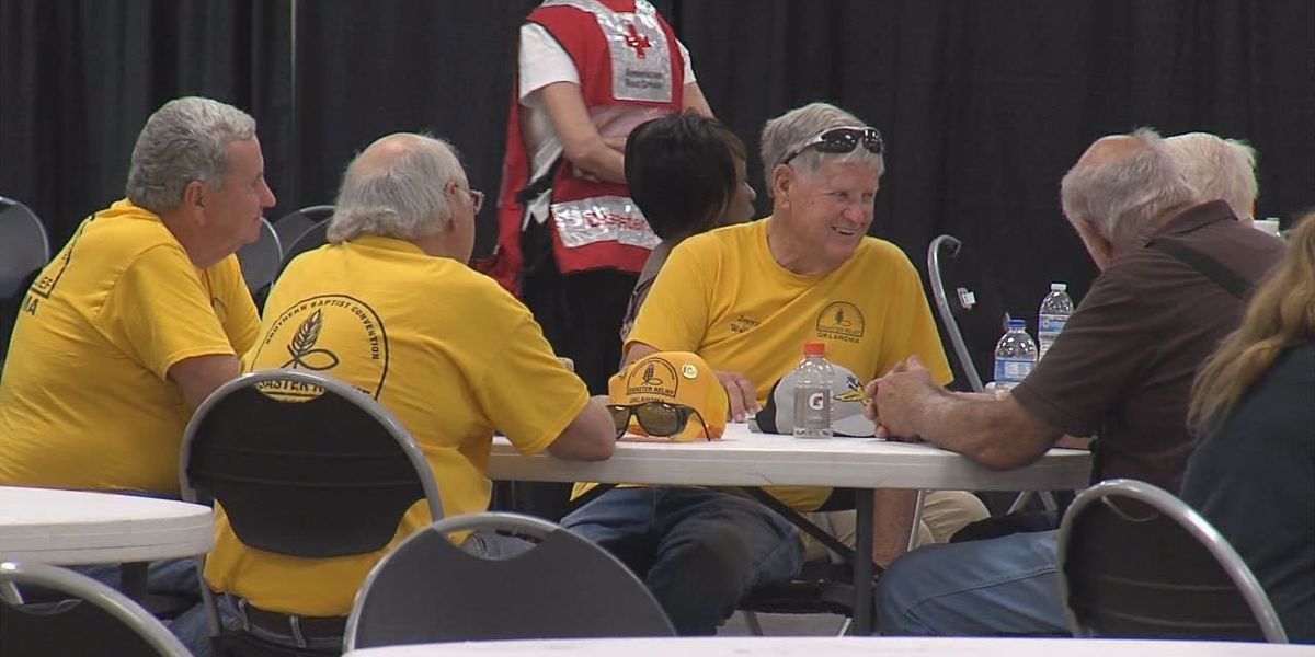 Red Cross sets up one stop shop for Lawton flood victims