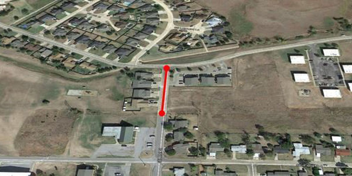 SE 41st Street in Lawton will be closed thru August 11th