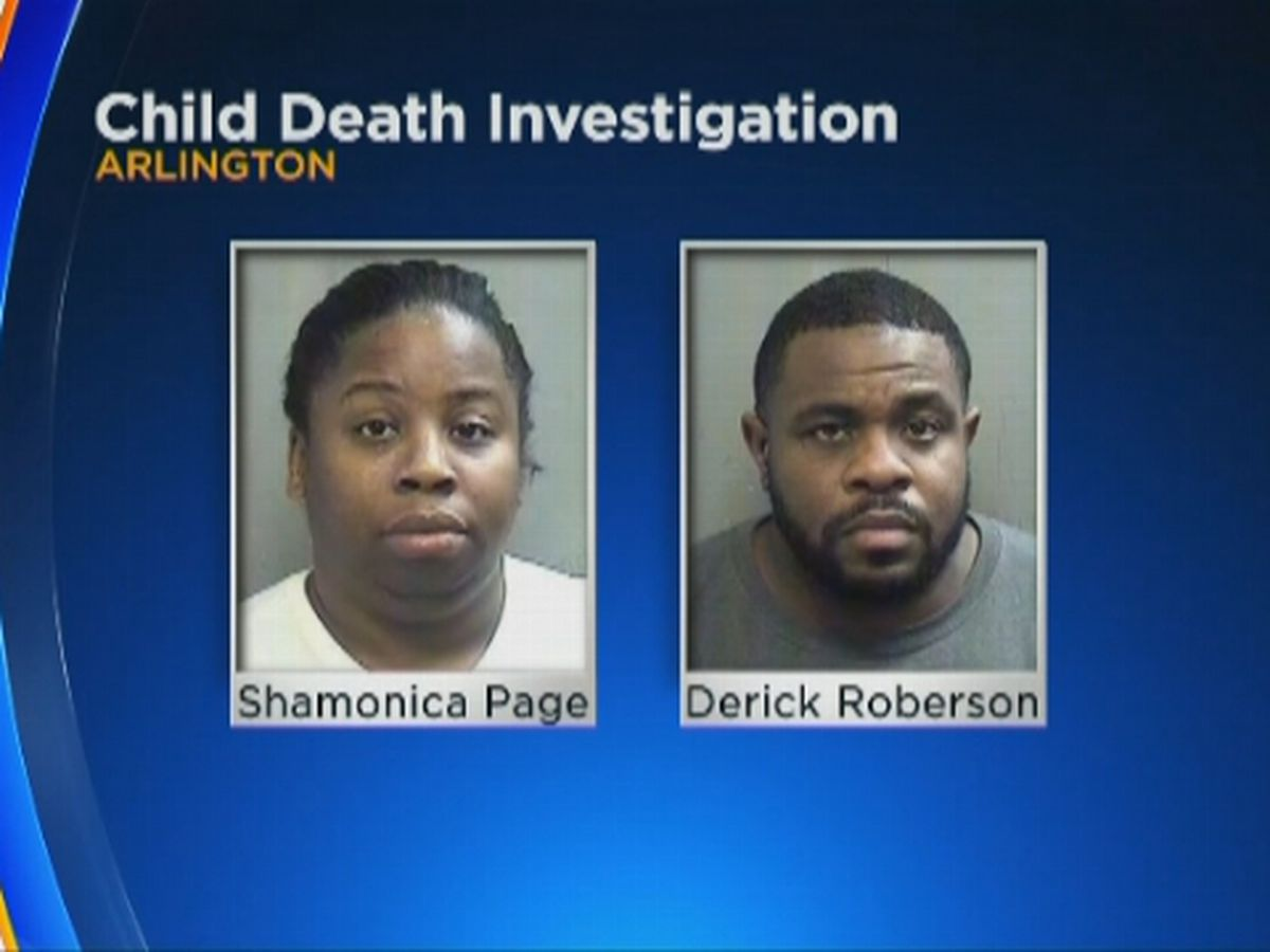 Texas police arrest pair with injury to child in death of 2-year-old girl