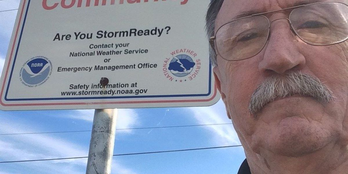 """Altus continues recognition as a """"StormReady"""" community"""