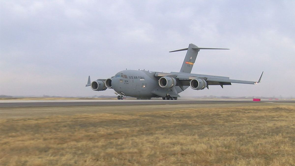 Altus Air Force Base reopens Assault Landing Zone