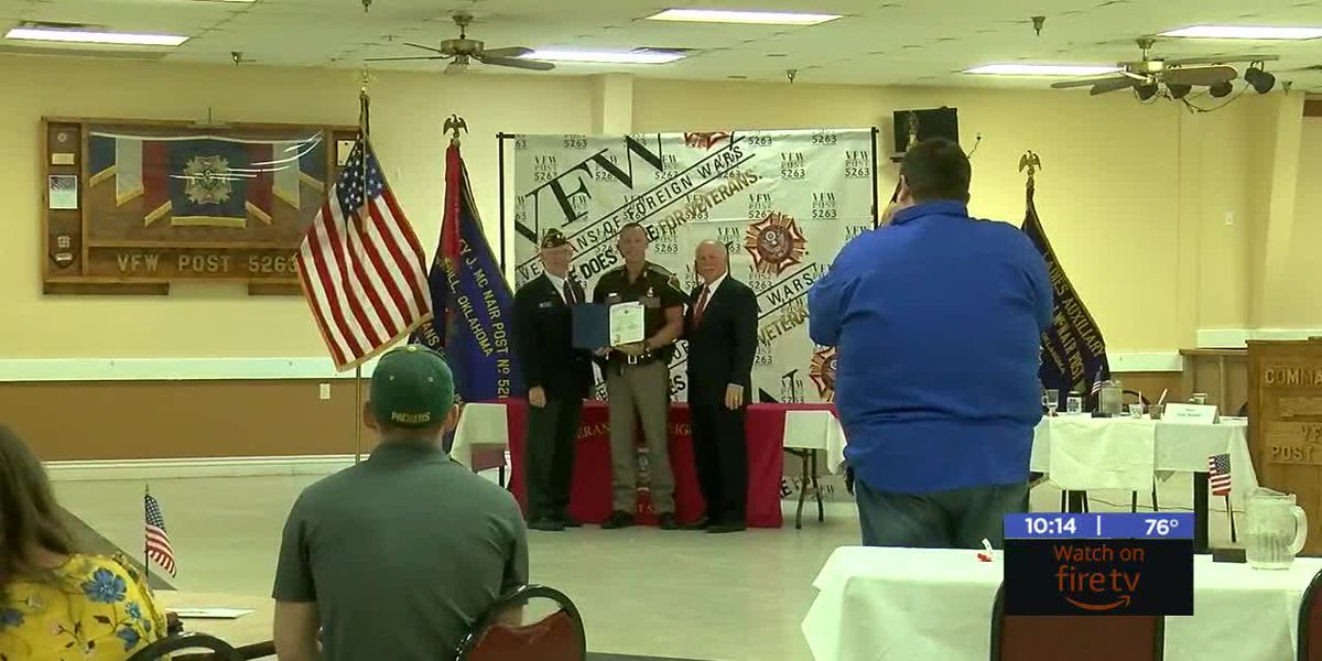VFW Post 5263 and Auxiliary holds annual Loyalty Day ceremony