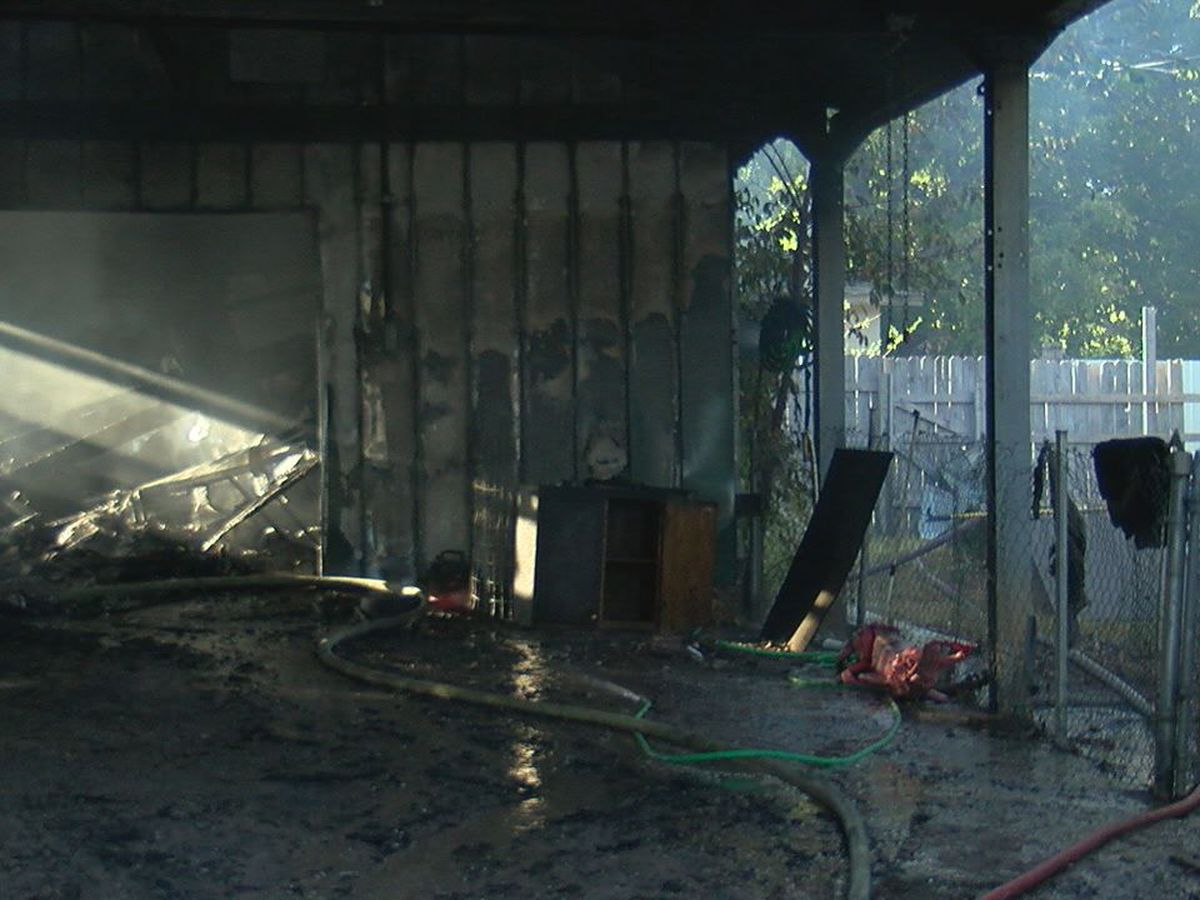 Sunday morning structure fire under investigation