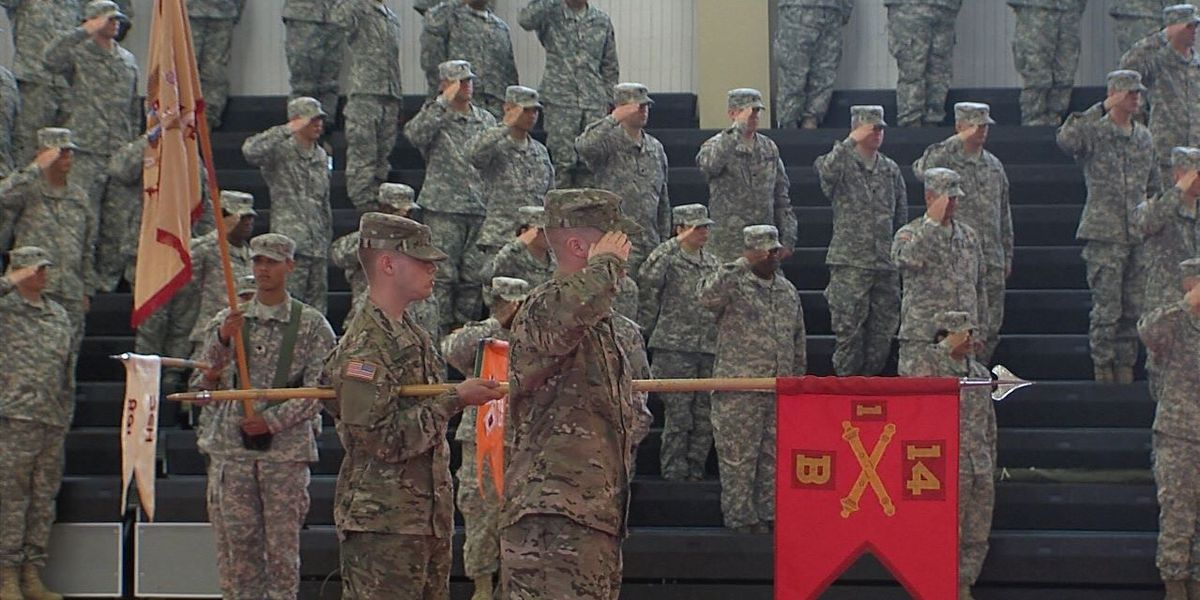 Fort Sill soldiers returning home Monday