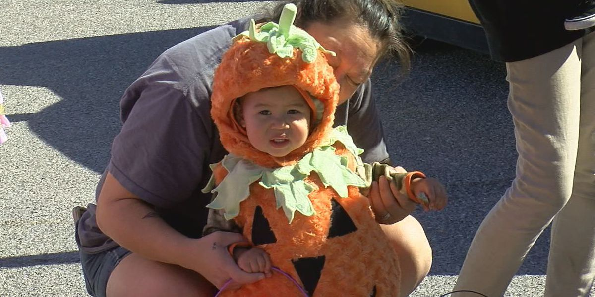 Trunk or Treat at Toyota of Lawton