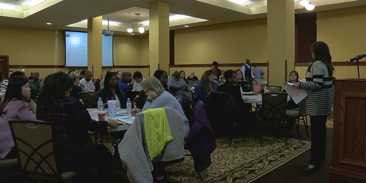 Violence reduction conference held at Lawton City Hall