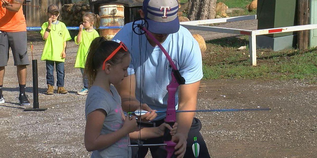 Cameron University hosts outdoor activity day at Medicine Park