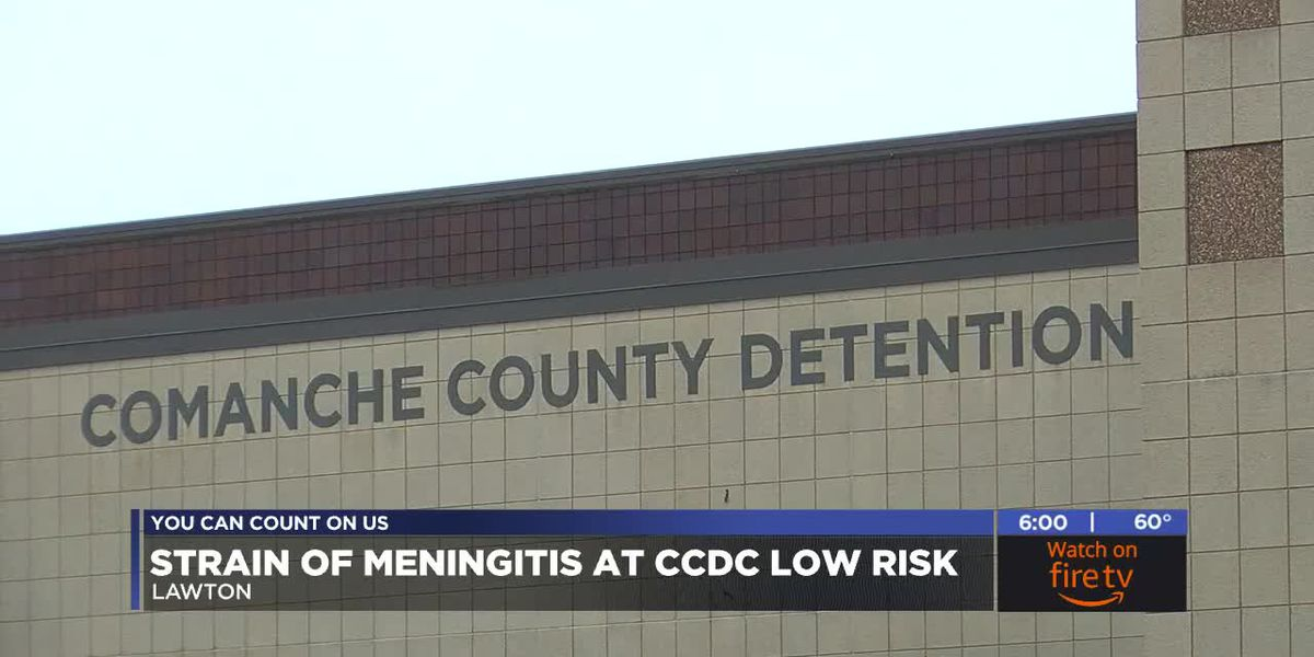 Meningitis quarantine lifted at Comanche County Detention Center