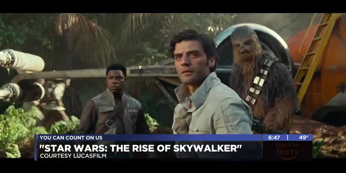 7News at the Movies: Star Wars: The Rise of Skywalker and more