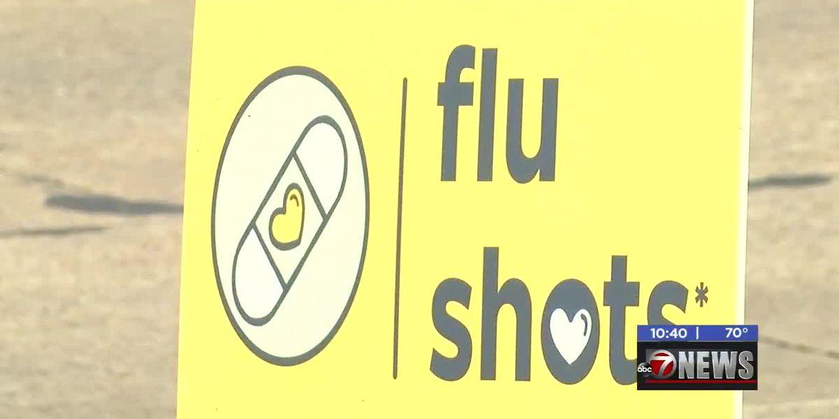 Health officials focus on COVID-19 as flu season draws near