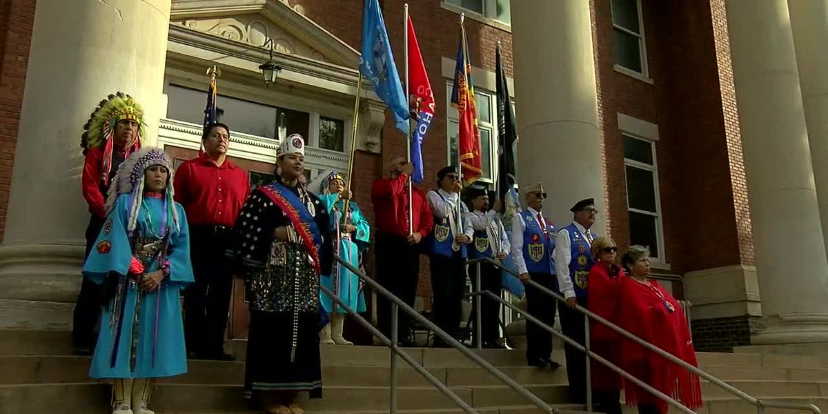 Local tribes, leaders celebrate Indigenous Peoples' Day