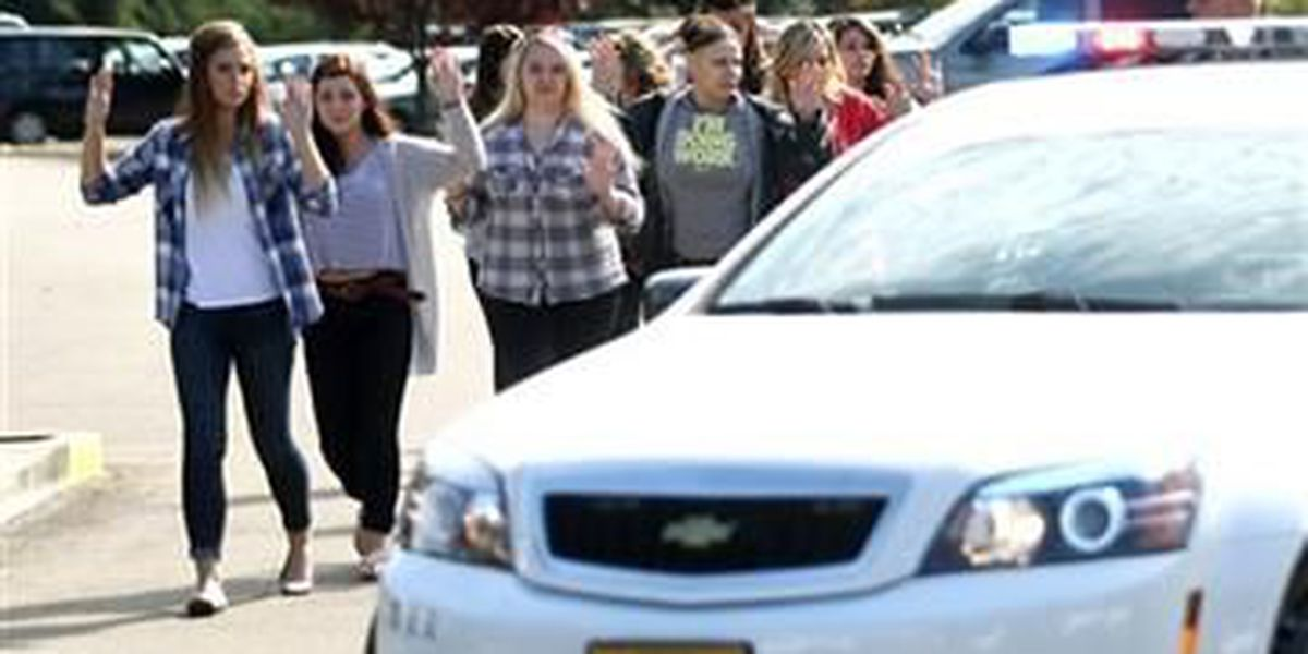 'We began to run': Students describe horror of shooting