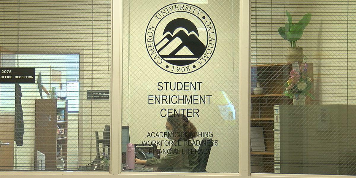 Cameron receives $2.1 million grant for Student Enrichment Center
